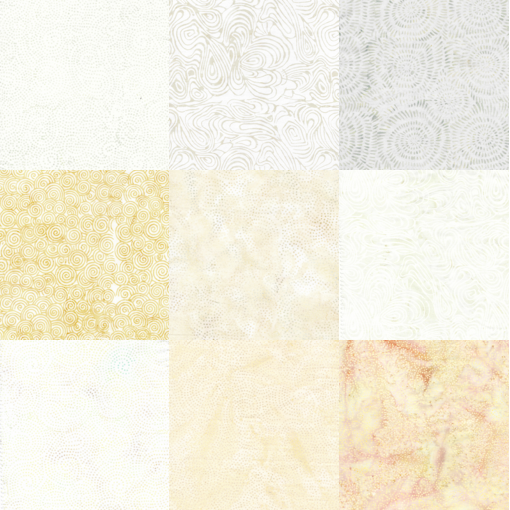Neutrals by Kathy Engle for Island Batik
