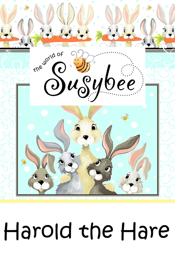 The World of Susybee - Harold the Hare