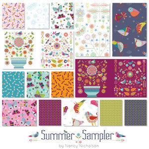 Clothworks - Summer Sampler