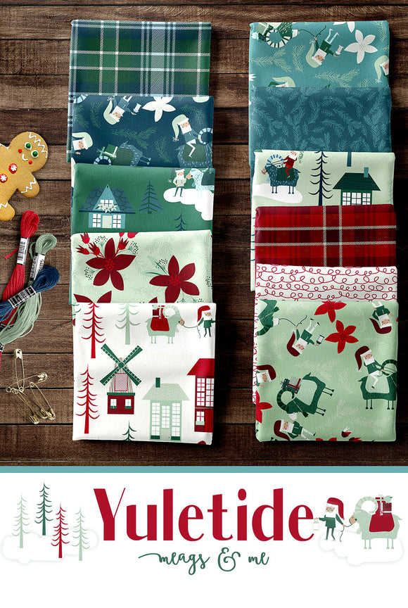 Yuletide by meags & me for Clothworks