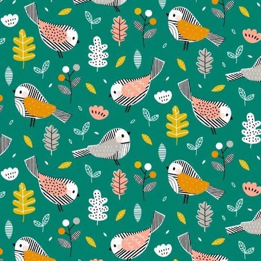 Acorn Wood by Wendy Kendall for Dashwood Studio