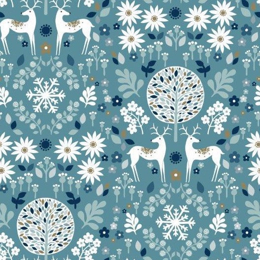 Starlit Hollow by Sian Summerhayse for Dashwood Studio