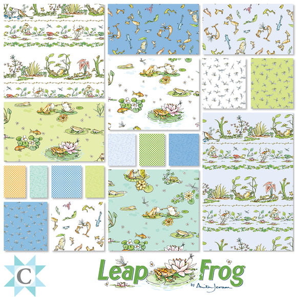 Leap Frog Complete Program