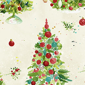 O Christmas Tree by Sue Zipkin for Clothworks