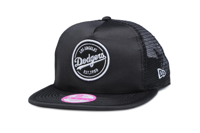 New Era 950 W Emblem Mlb Mesh Cap