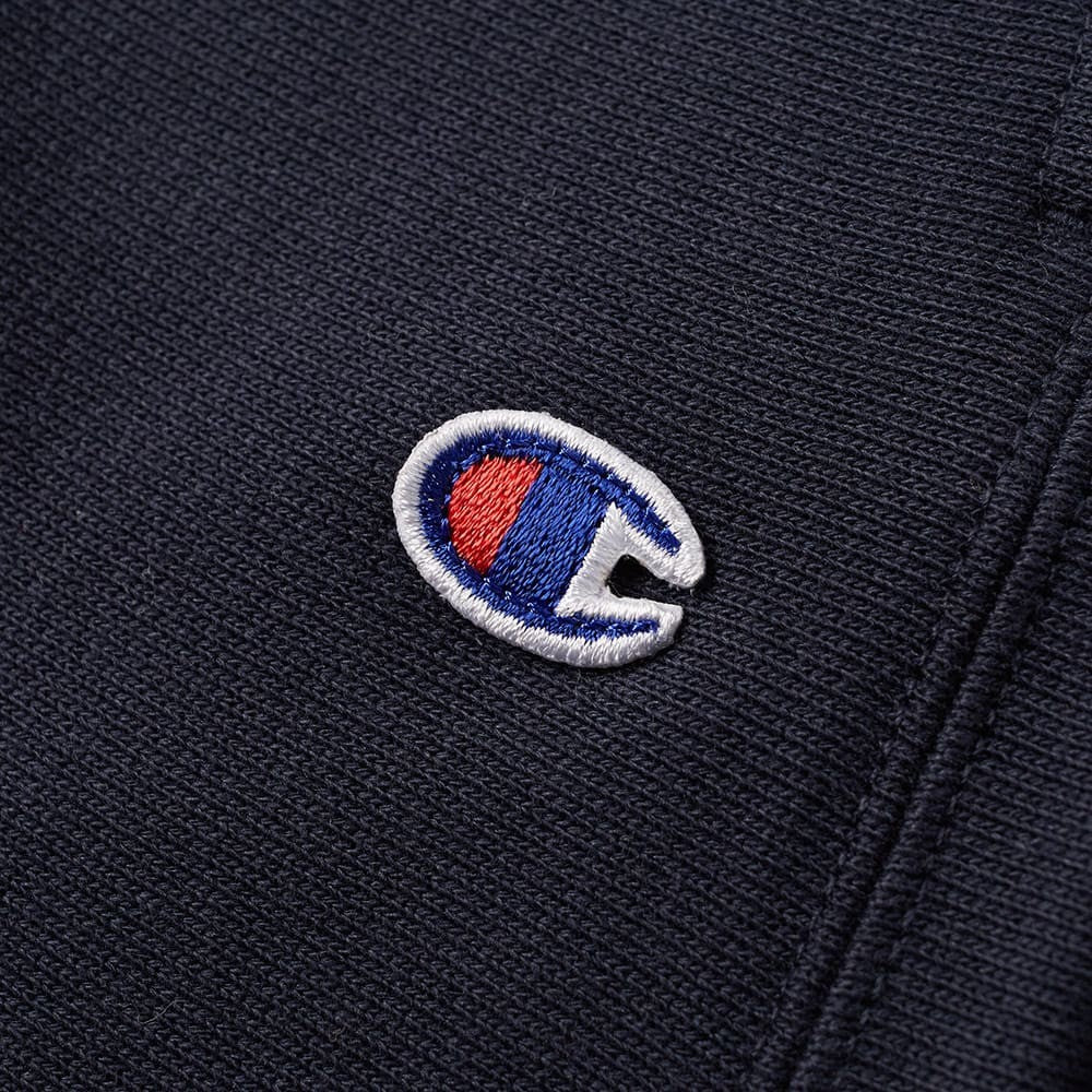 Champion Reverse Weave Classic Shorts Navy