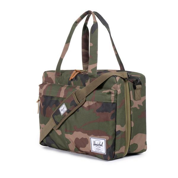 Herschel Supply Travel Duffle Bowen Woodland Camo 10294-00032