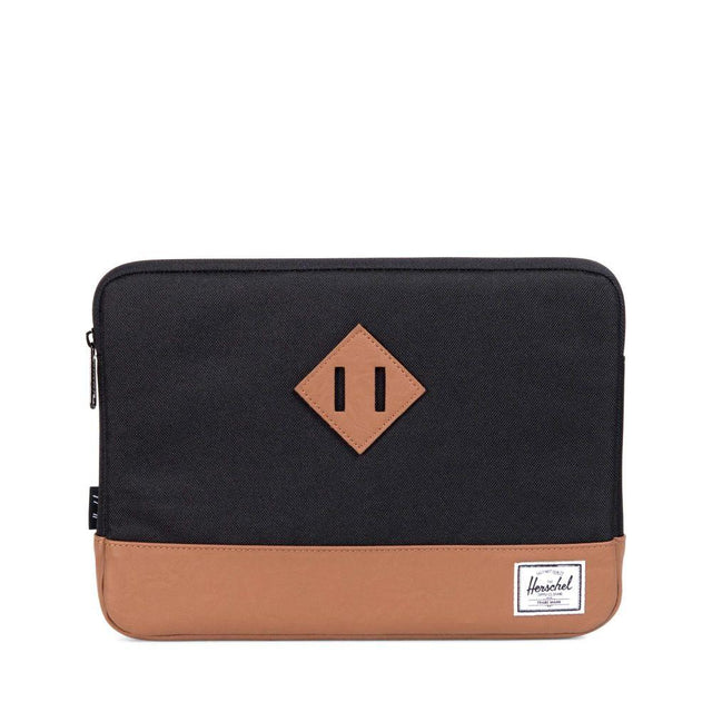 Herschel Supply Heritage Sleeve pre iPad Air Black/Tan 10177-00001