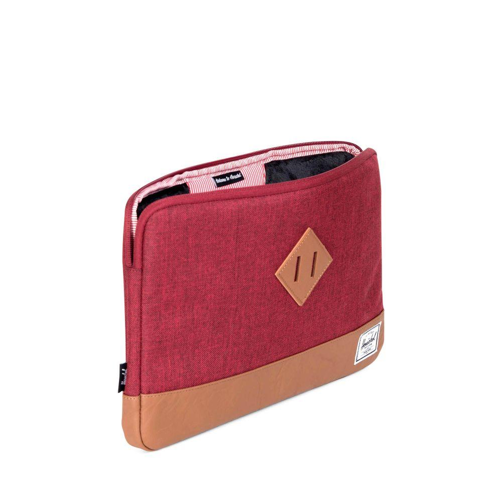 Herschel Supply Heritage Sleeve pre iPad Air Winetasting Crosshatch 10177-01158