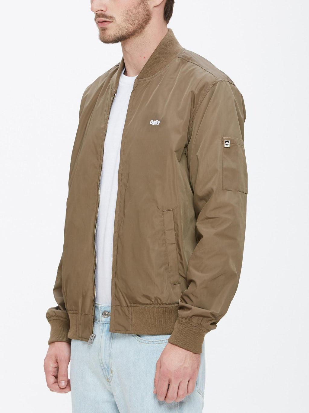 OBEY Eightball II Bomber Jacket