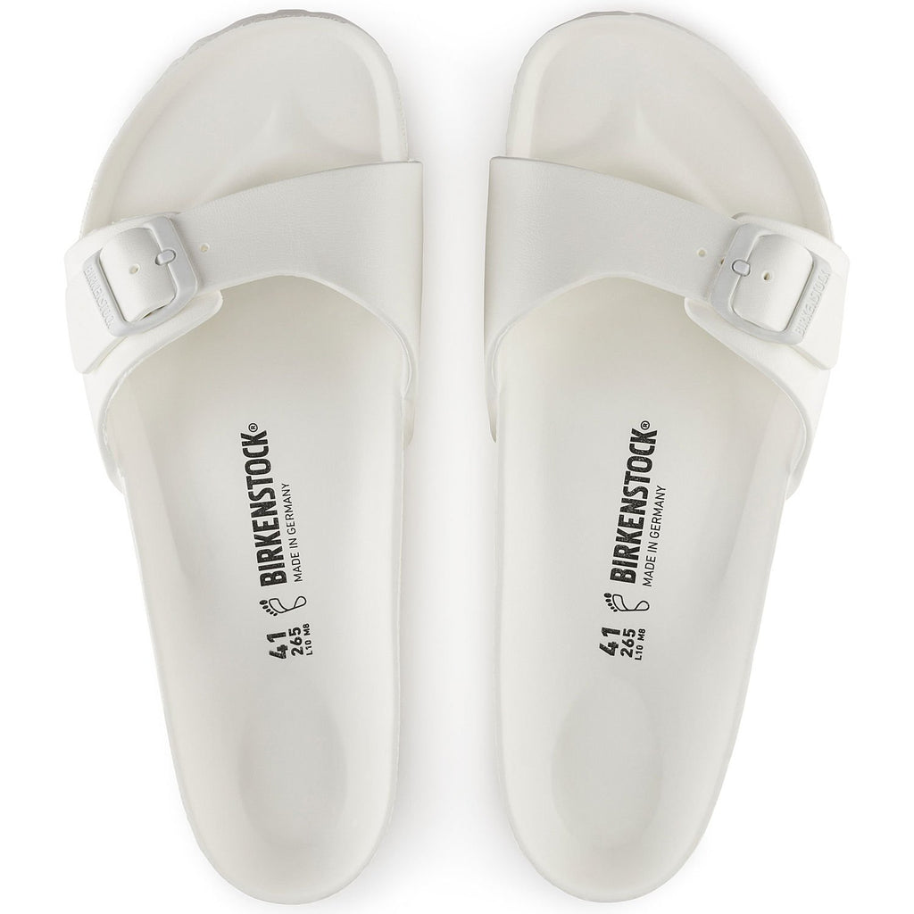 Birkenstock Madrid Eva White Sandals