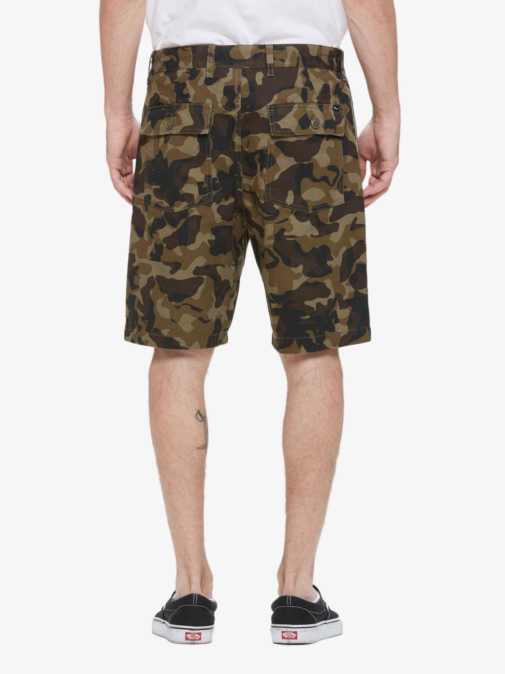 OBEY Lagger Patch Pocket Short