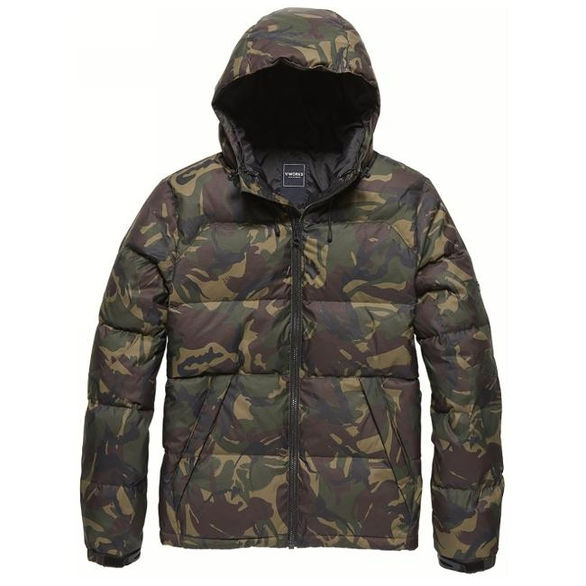 V/WORKS Jacket Murray Camo