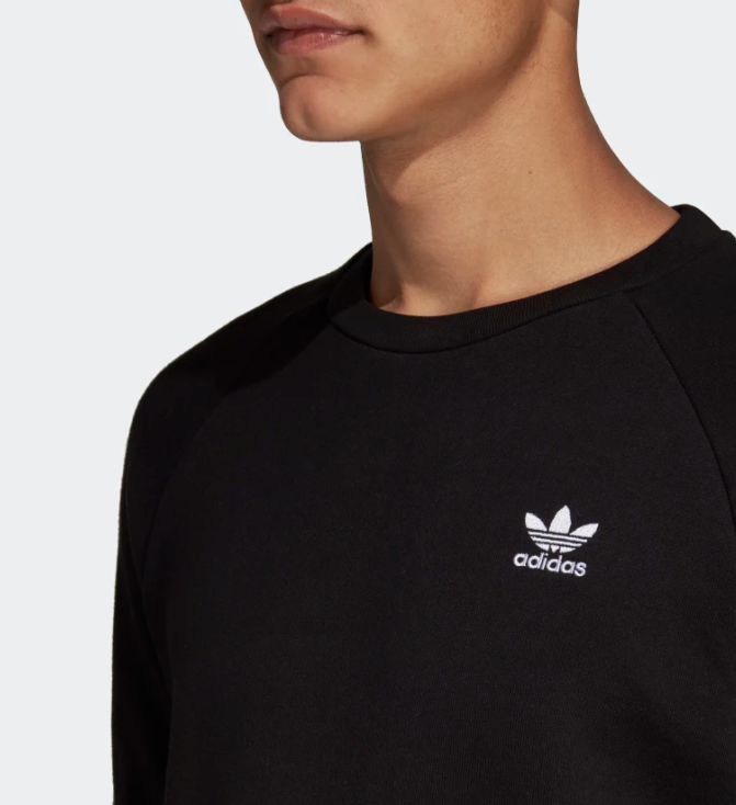 adidas Originals Essential Crewneck Black