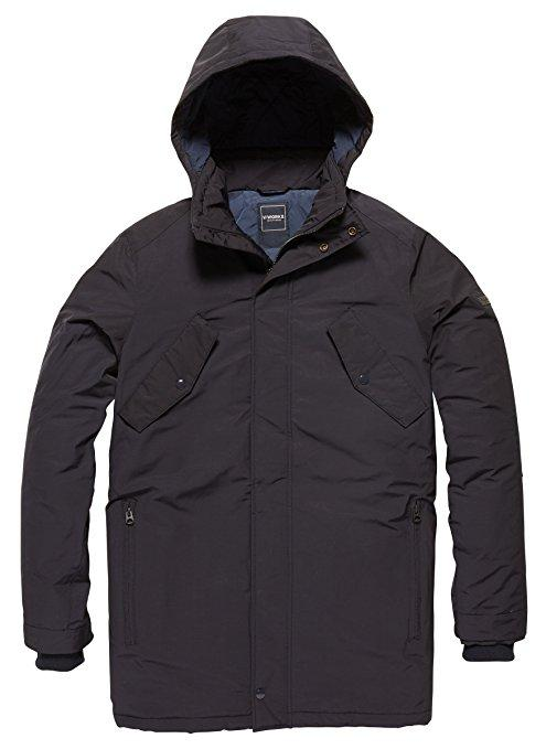 V/WORKS Durham Parka Navy