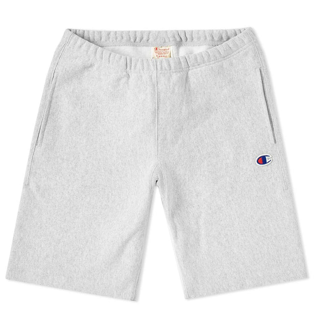 Champion Reverse Weave Classic Sweat Shorts Grey