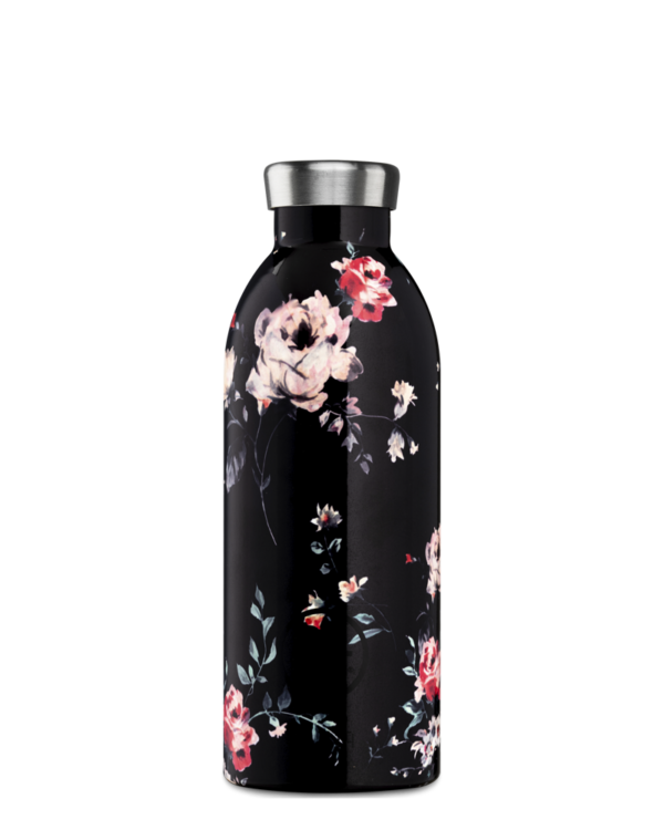 24Bottles Clima Bottle Ebony Rose 500 ml
