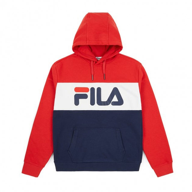 Fila Women' s Lori Crewneck Black Iris - True Red - Bright White