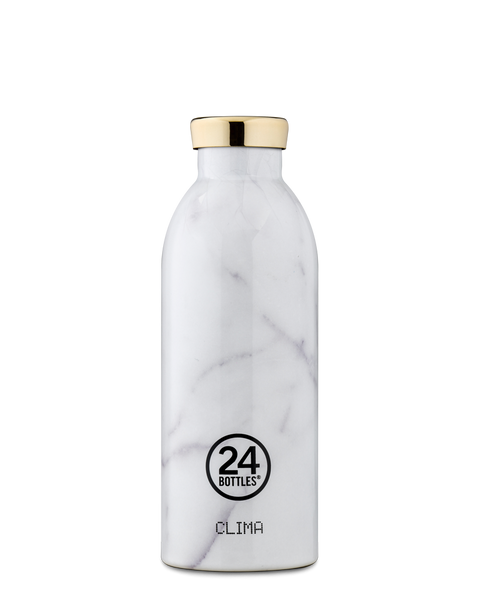 24Bottles Clima Bottle Carrara 500 ml