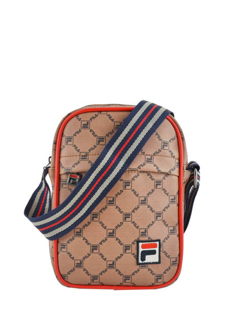 Fila Reporter Allover Print Bag
