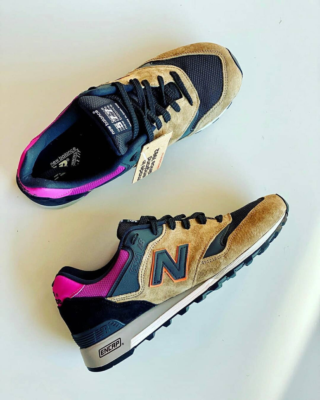 New Balance M577KPO Made in UK Sneakers