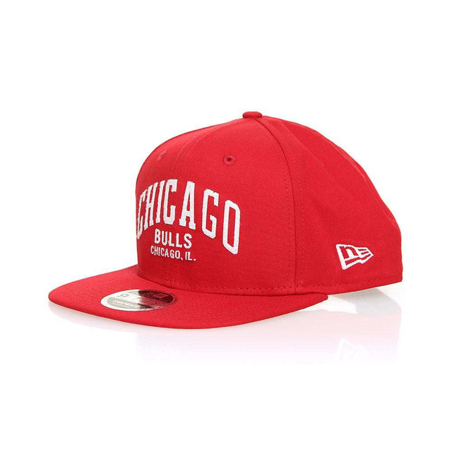 NEW ERA 950 Felt Script Chicago Bulls