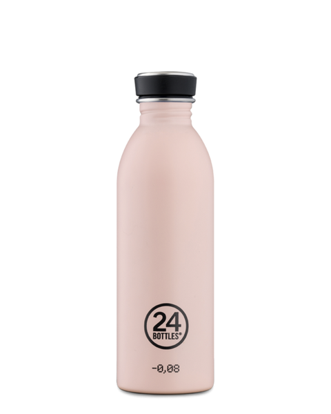 24Bottles Urban Bottle Dusty Pink 500 ml