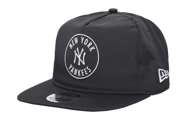 New Era Cap 950 Taslan Emblem NY Black