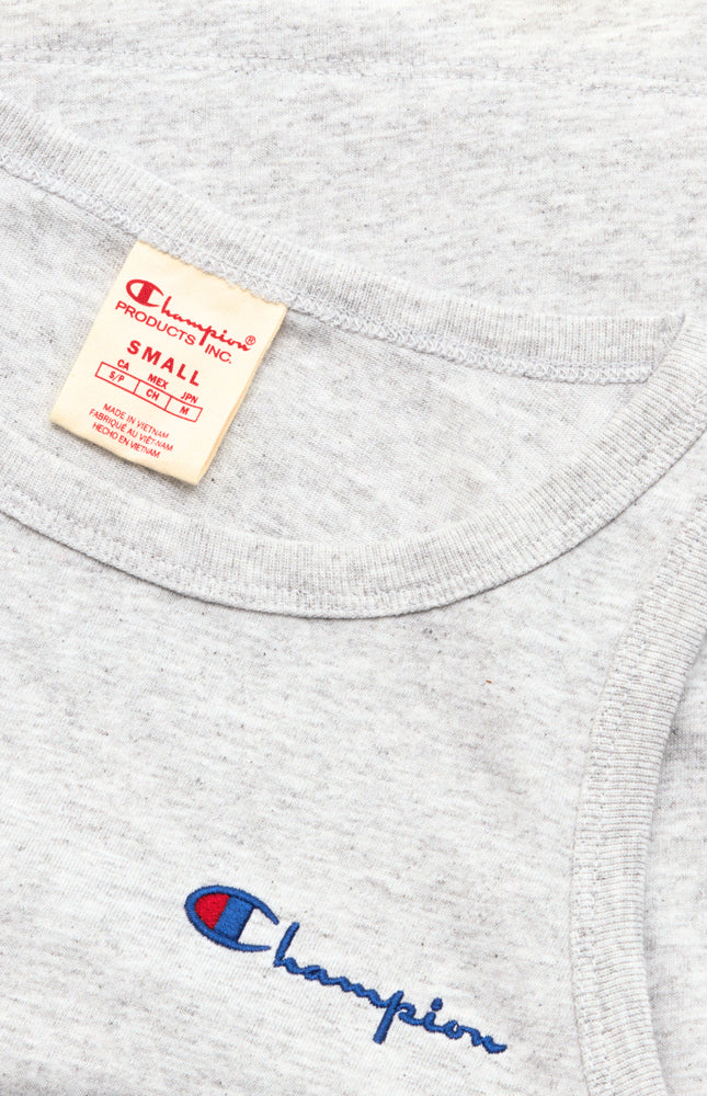 Champion Reverse Weave Loose-Fit Tank Top Grey