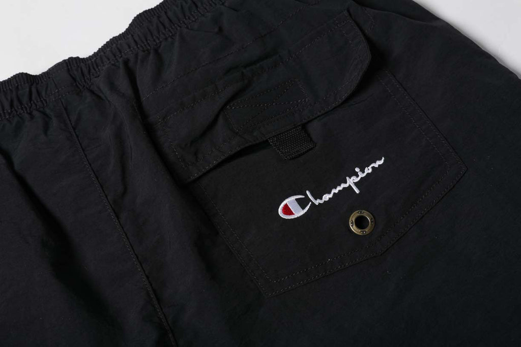 Champion Reverse Weave Beachshort Black 213091 NBK/BTP