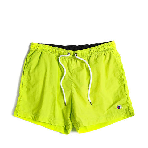 Champion Reverse Weave Beachshort Lime 213090 FLL/NBK
