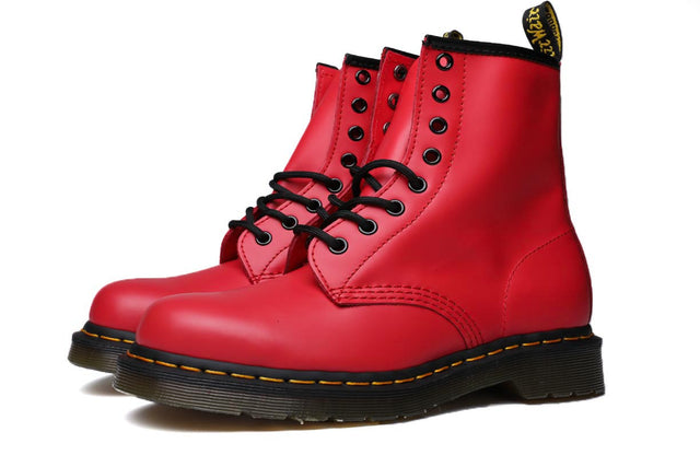 Dr. Martens 1460 8I Satchel Red Boots DM24614636