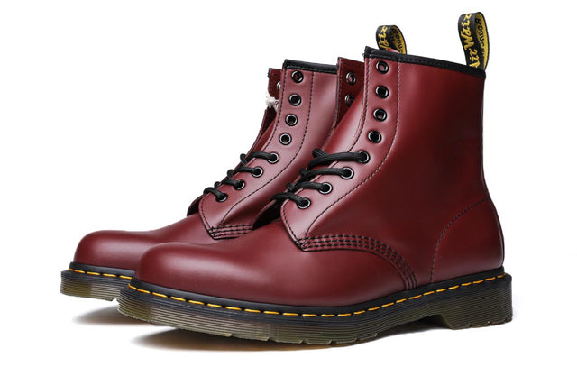 Dr. Martens 1460 Smooth 8I Boots Cherry Red DM11822600