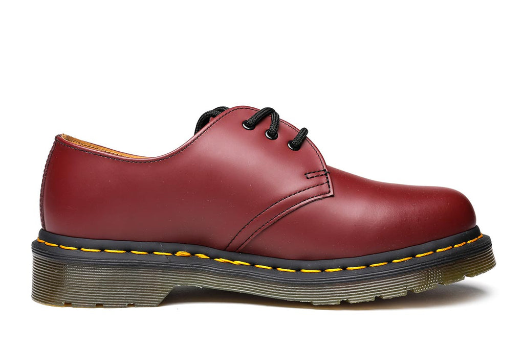 Dr. Martens 1461 Smooth 3I Shoes DM11838600 Cherry Red