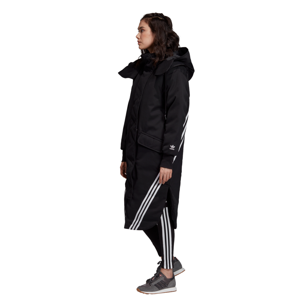 adidas Originals Parka Black ED4782