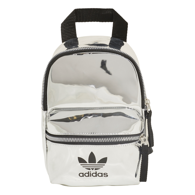adidas Originals Mini Backpack Silver