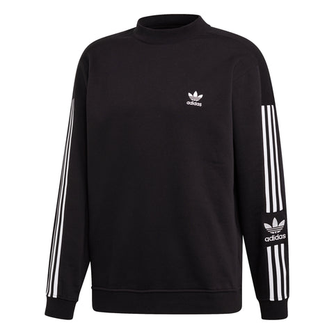 adidas Originals Tech Crewneck Black ED6121