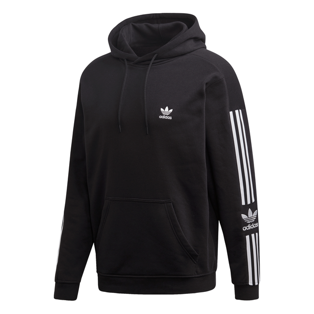 adidas Originals Men's Black Tech Hoodie