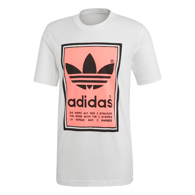 adidas Originals Filled Label T-shirt