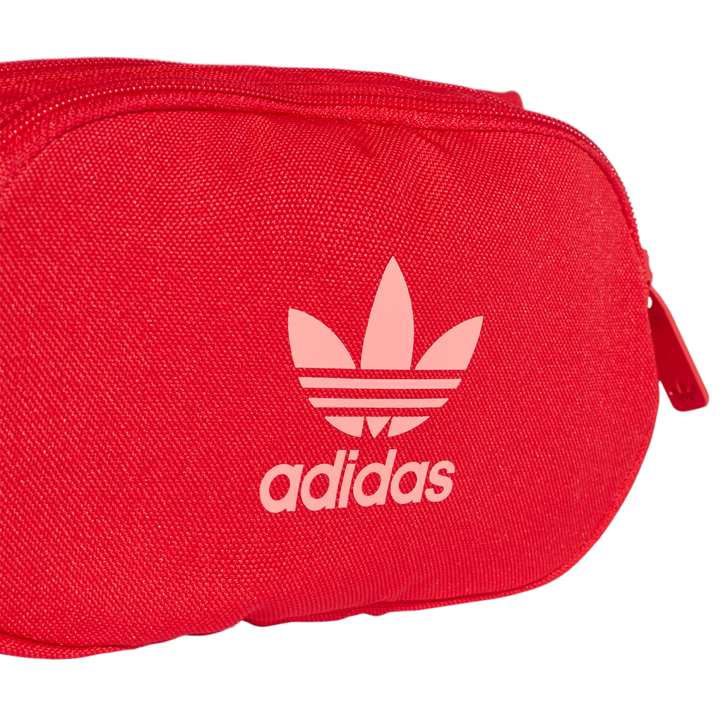 adidas Originals Essential  Crossbody Waistbag Scarlet Red