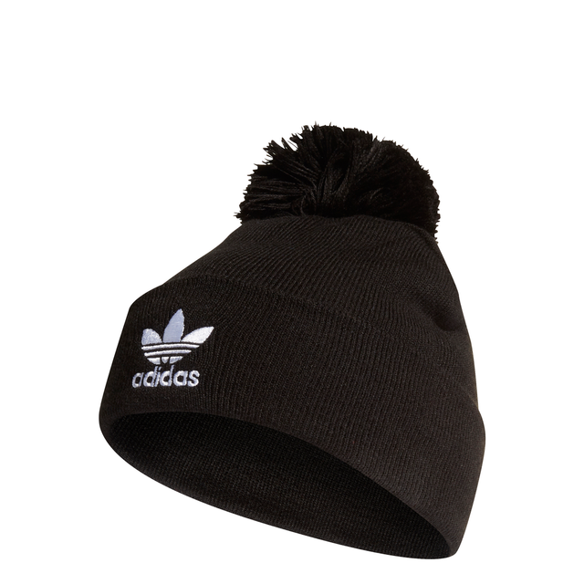 adidas Originals Adicolor Bobble Black Cap ED8719