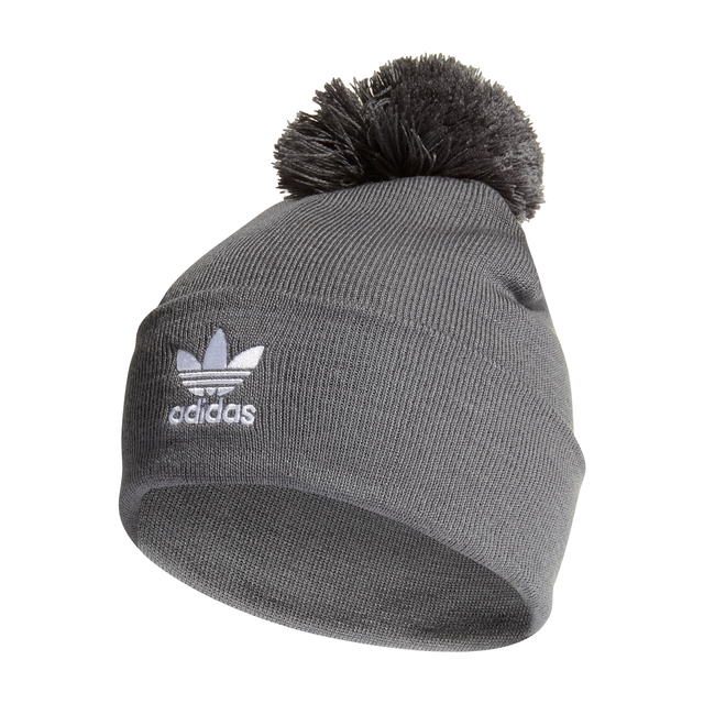 adidas Originals Adicolor Bobble Grey Cap ED8720