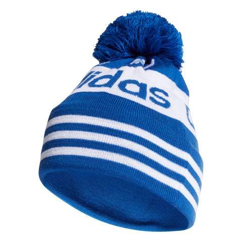 adidas Originals Adicolor Jaquard Blue Pom Cap