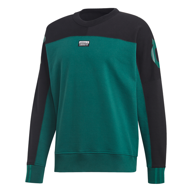 adidas Originals Vocal A Crewneck Green