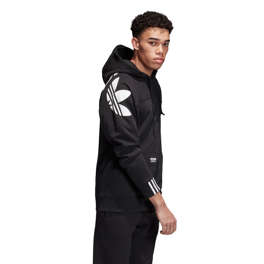 adidas Originals Men's Hoodie R.Y.V Black