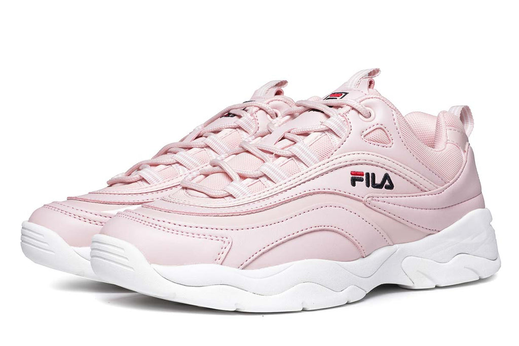 Fila Sneakers Ray F Low Wmn Chalk Pink 1010613 - 37 / Pink