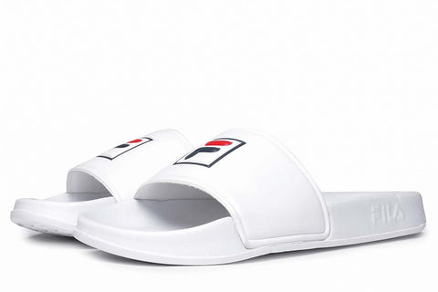Fila Palm Beach Slipper Wmn White 1010341