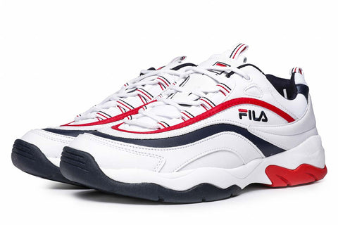 Fila Sneakers Ray F Low White / Fila Navy / Fila Red 1010578
