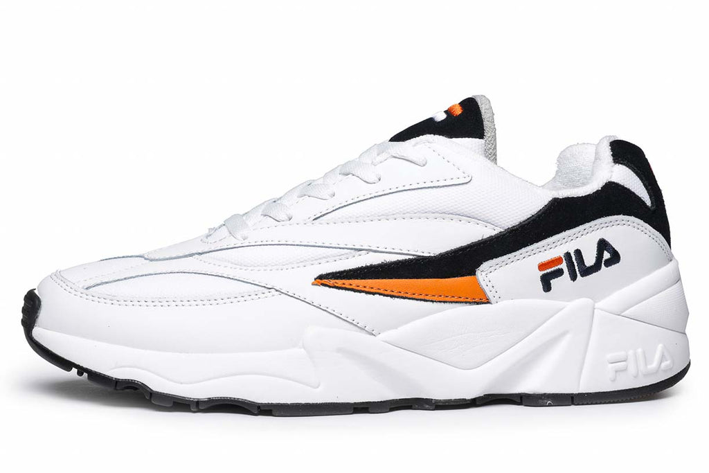 Fila Sneakers Venom V94M Low White / Fila Navy / Orange 1010572