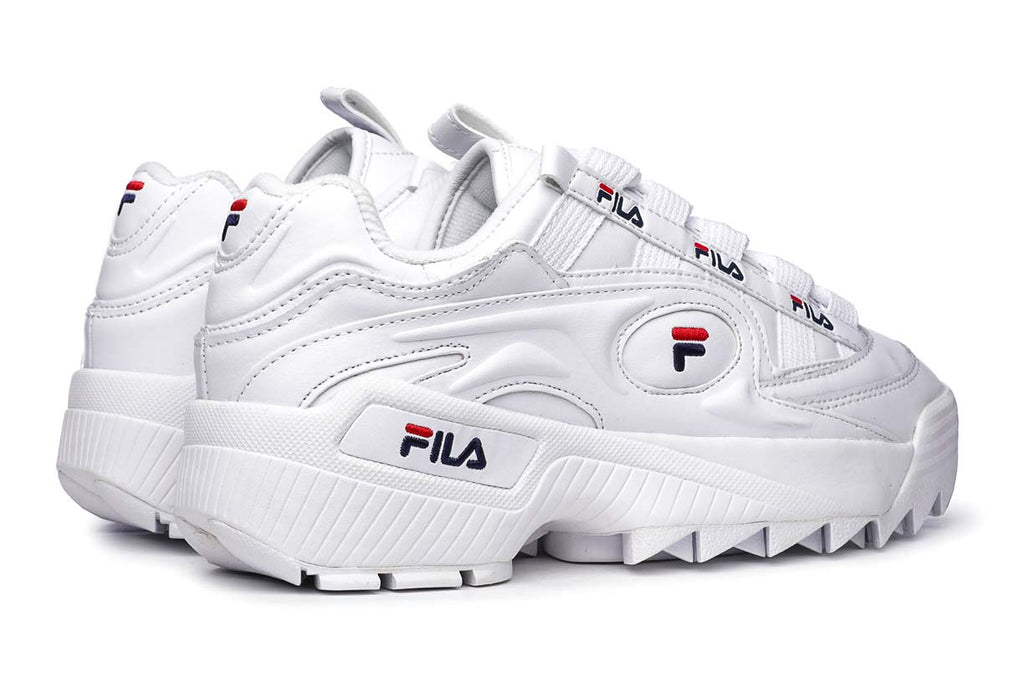 Fila D-Formation Sneakers White 5CM00514